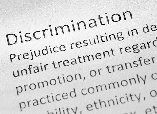 Image of: Discrimination