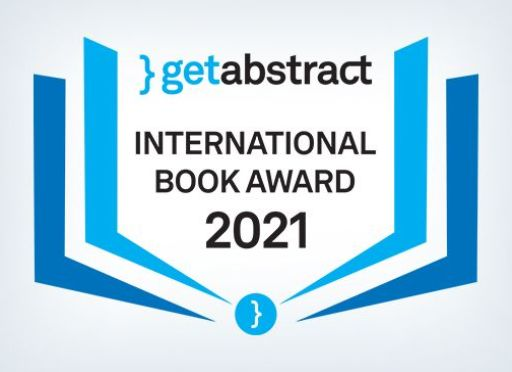 Image of: getAbstract International Book Award 2021