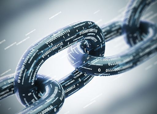 Image of: Blockchain