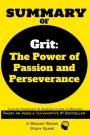 Grit: The Power of Passion