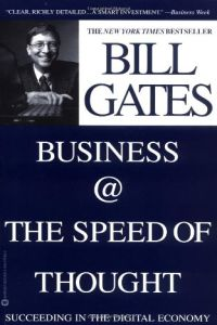 Business @ the Speed of Thought book summary