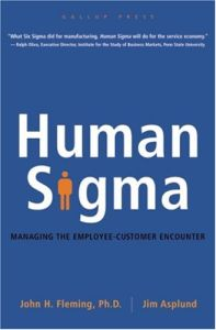 Human Sigma book summary