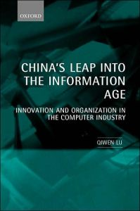 China's Leap into the Information Age book summary