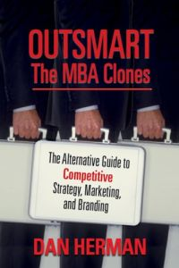 Outsmart the MBA Clones book summary