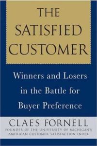 The Satisfied Customer book summary