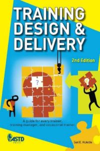 Training Design & Delivery book summary