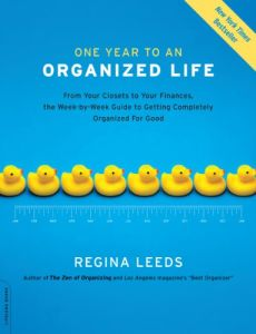 One Year to an Organized Life book summary