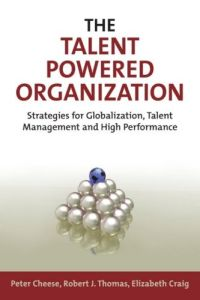 The Talent Powered Organization book summary