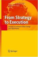 From Strategy to Execution book summary