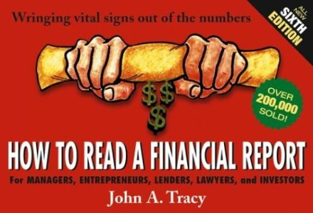 How to Read a Financial Report book summary