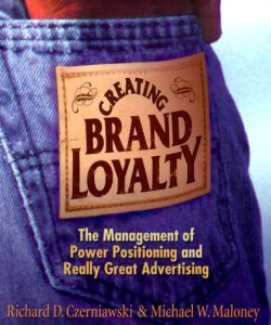 Creating Brand Loyalty book summary