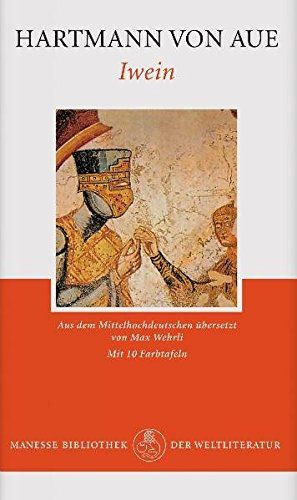 Hartmann von Aue: Iwein - Welche Bedeutung hat der Brunnen  für den Text? (German Edition)