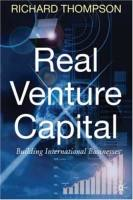 Real Venture Capital book summary