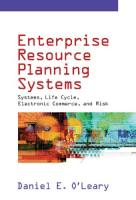 Enterprise Resource Planning Systems book summary