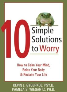 10 Simple Solutions to Worry book summary