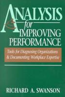 Analysis for Improving Performance book summary