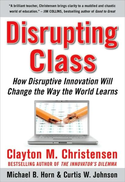 Image of: Disrupting Class