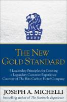 The New Gold Standard book summary