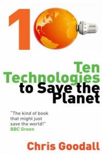 Ten Technologies to Save the Planet book summary