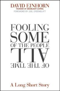 Fooling Some of the People All of the Time book summary