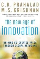 The New Age of Innovation book summary