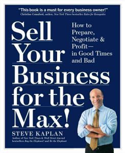 Sell Your Business for the Max! book summary