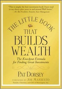 The Little Book That Builds Wealth book summary