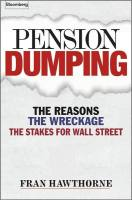 Pension Dumping book summary