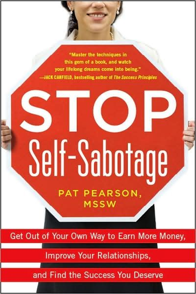 Image of: Stop Self-Sabotage