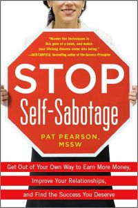 Stop Self-Sabotage book summary