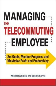 Managing the Telecommuting Employee book summary
