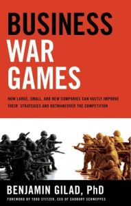 Business War Games book summary