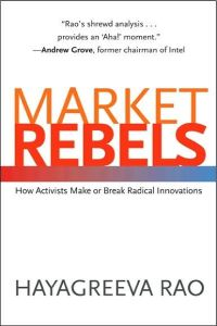Market Rebels book summary
