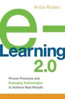 e-Learning 2.0 book summary