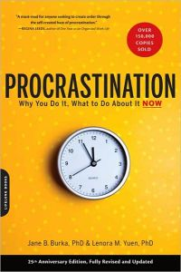 Procrastination book summary