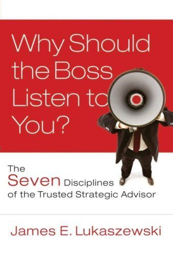 Image of: Why Should the Boss Listen to You?