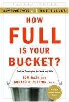 How Full Is Your Bucket? book summary