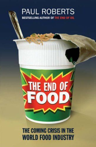 Image of: The End of Food