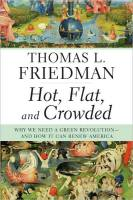 Hot, Flat, and Crowded book summary
