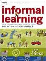 Informal Learning book summary