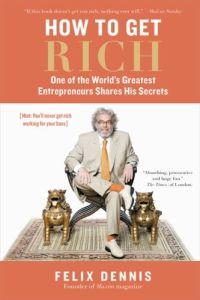 How to Get Rich book summary