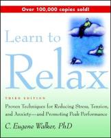Learn to Relax book summary