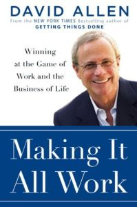 Making It All Work book summary