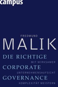 Die richtige Corporate Governance