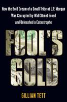 Fool's Gold book summary