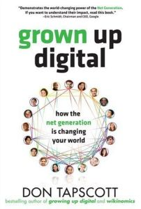Grown Up Digital book summary