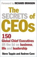 The Secrets of CEOs book summary