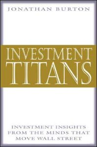 Investment Titans book summary