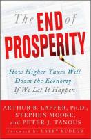 The End of Prosperity book summary