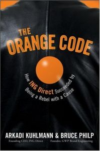 The Orange Code book summary
